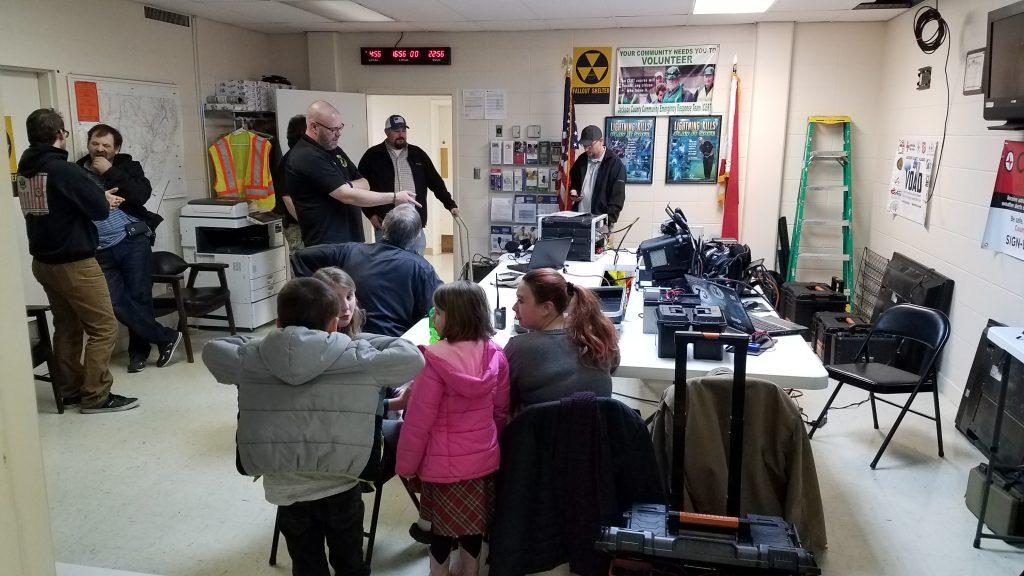 Jackson County Amateur Radio – Amateur Radio Club for